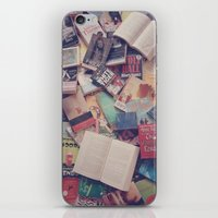 Book Mania! (2) iPhone & iPod Skin