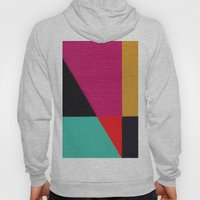 Red Triangle Hoody