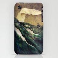 Moby Dick iPhone (3g, 3gs) Slim Case