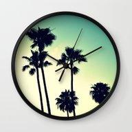 Pacific Coast Hwy Cruisi… Wall Clock