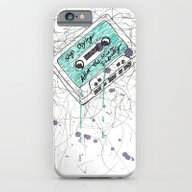 iPhone & iPod Case featuring Stop Crying About The Mu… by Meagan Harman