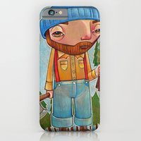 iPhone & iPod Case featuring Shantyboy by Kristin Barr