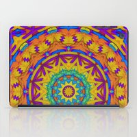 Colorful Geometry iPad Case