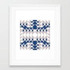 Pattern Print Edition 1 No. 6 Framed Art Print
