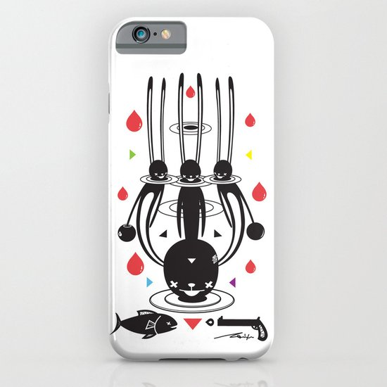 SELF-CONQUEST iPhone & iPod Case