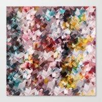 Magic gems Canvas Print