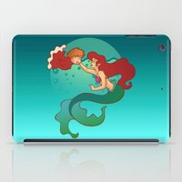 Daughters Of Triton iPad Case
