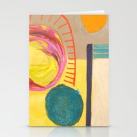 Like The Lion Stationery Cards