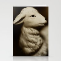 Tom Feiler Lamb Stationery Cards