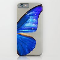 iPhone & iPod Case featuring Morpho by noirblanc777