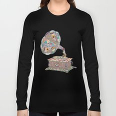 SEEING SOUND Long Sleeve T-shirt