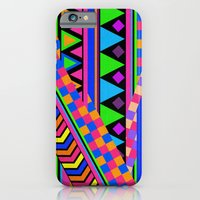 iPhone & iPod Case featuring NEON by Bianca Green