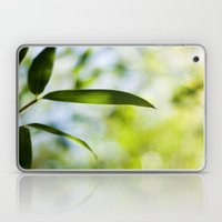 Bamboo Leaf Laptop & iPad Skin