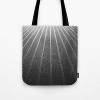 Endless Rows Tote Bag
