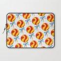 Lollipop Pattern Laptop Sleeve