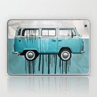 VW kombi 2 tone paint job Laptop & iPad Skin