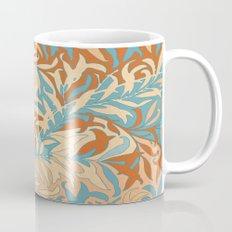 Motivo floral Mug