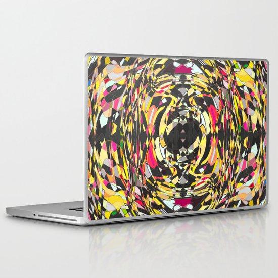 Broken Spectrum Laptop & iPad Skin