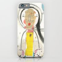 iPhone & iPod Case featuring Lose myself by Nayoun Kim