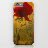 iPhone & iPod Case featuring Red For Love by Philippe Sainte-Laudy