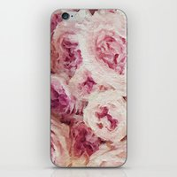 Painted Roses iPhone & iPod Skin