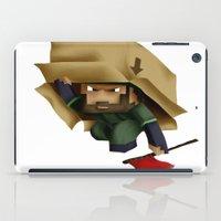 Solid Stobo Avatar iPad Case