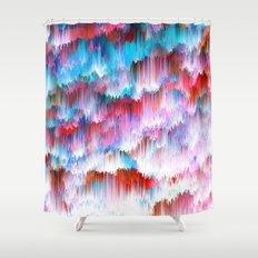 Raindown Shower Curtain