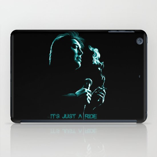 Bill Hicks 1961-1994 – It's Just A Ride iPad Case