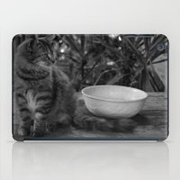 Feral Cat iPad Case