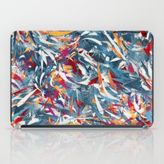 Excited Colours iPad Case
