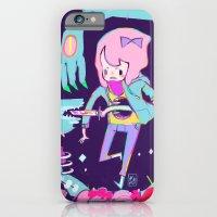 Time hole unicorn iPhone 6 Slim Case