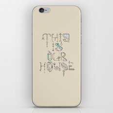 This Is Our House iPhone & iPod Skin