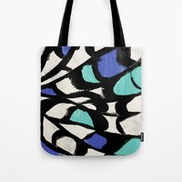 Wings Under A Monocle Tote Bag