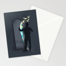Release your inner self Stationery Cards