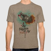 The rhythm of the falls Mens Fitted Tee Tri-Coffee SMALL