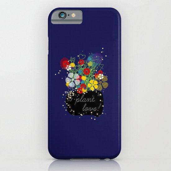 Plant Love! iPhone & iPod Case