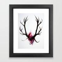 The Spoils Framed Art Print