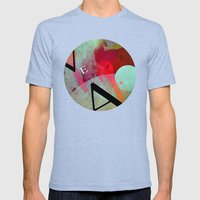 VEA 18 Mens Fitted Tee Tri-Blue SMALL
