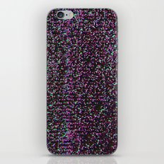 gem static iPhone & iPod Skin