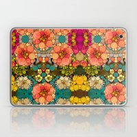 Perky Flowers! Laptop & iPad Skin