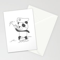 Captain Jack Spanrow Stationery Cards