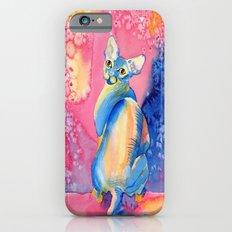 Sphynx Cat 3 Slim Case iPhone 6s