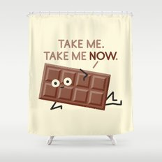 Sweet Talk Shower Curtain