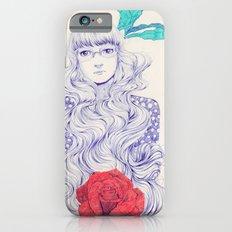 Flowery 02 Slim Case iPhone 6s
