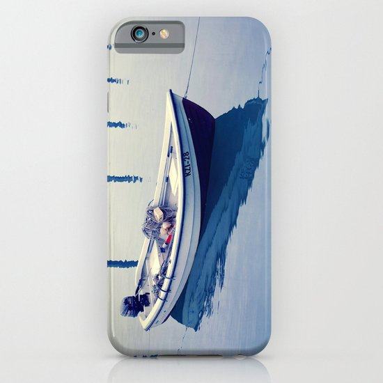 time for silence iPhone & iPod Case
