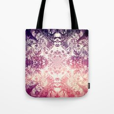 Sunset X-ray Tote Bag