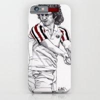 Tennis Mcenroe iPhone 6 Slim Case