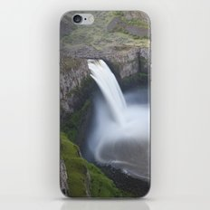 Palouse Falls at Sunrise iPhone & iPod Skin