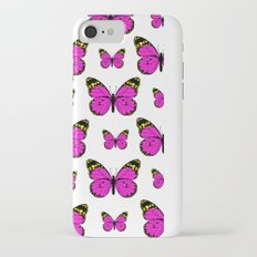 More Butterflys iPhone 7 Slim Case