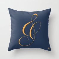 Nautica's Ampersand Throw Pillow
